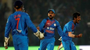 Cricket - India v England - First T20 International