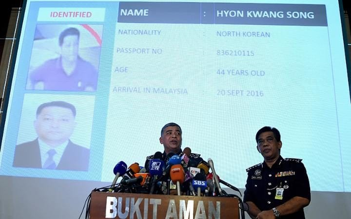 North Korea embassy official linked to the murder of Kim Jong-nam
