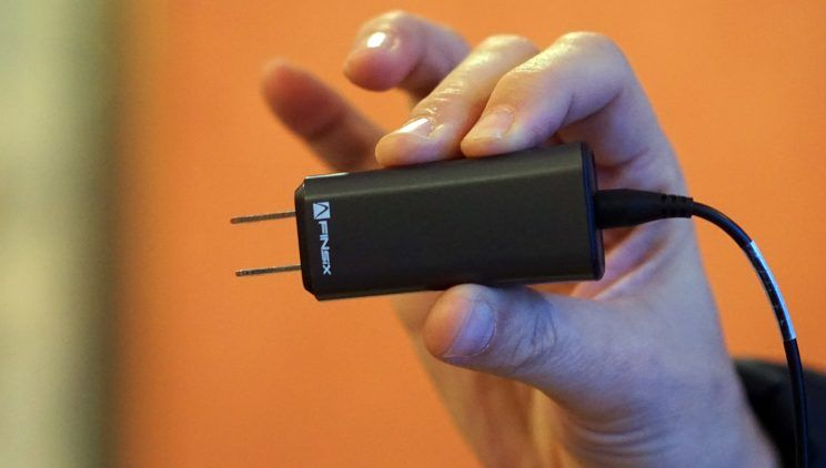 smallest USB-C laptop charger