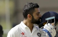 Virat Kohli creates a new record, four double tons in four consecutive test series