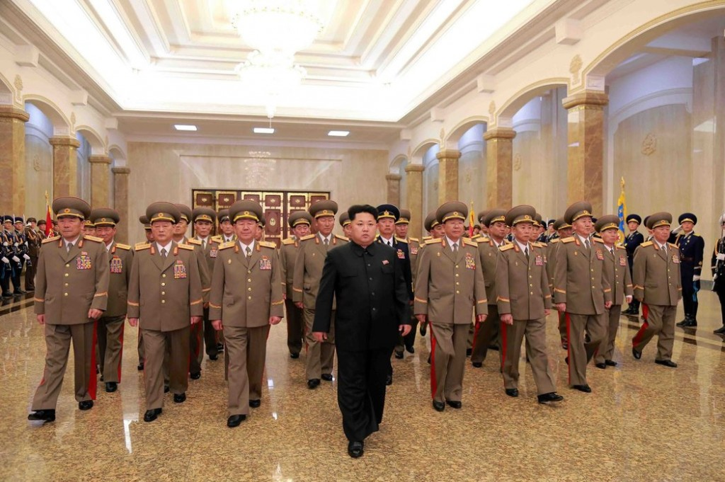 Officials Executed in North Korea