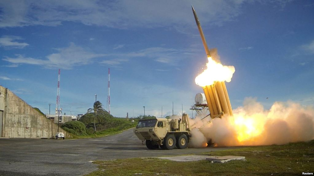 THAAD Deployment in South Korea