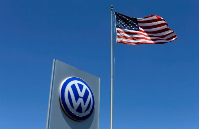 Volkswagen pleads guilty in U.S. court in diesel emissions scandal