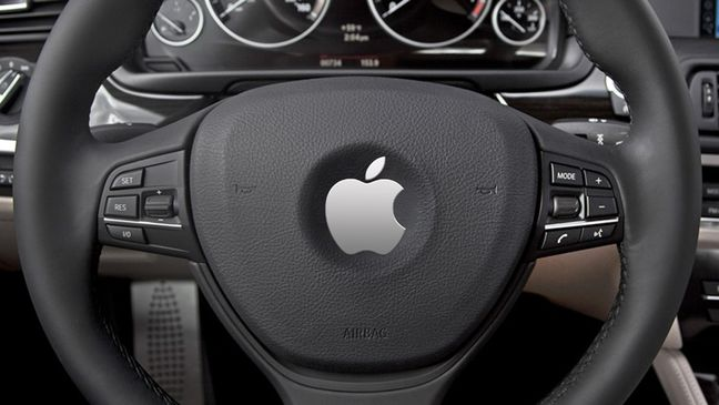Apple Self-Driven Cars Ambitions