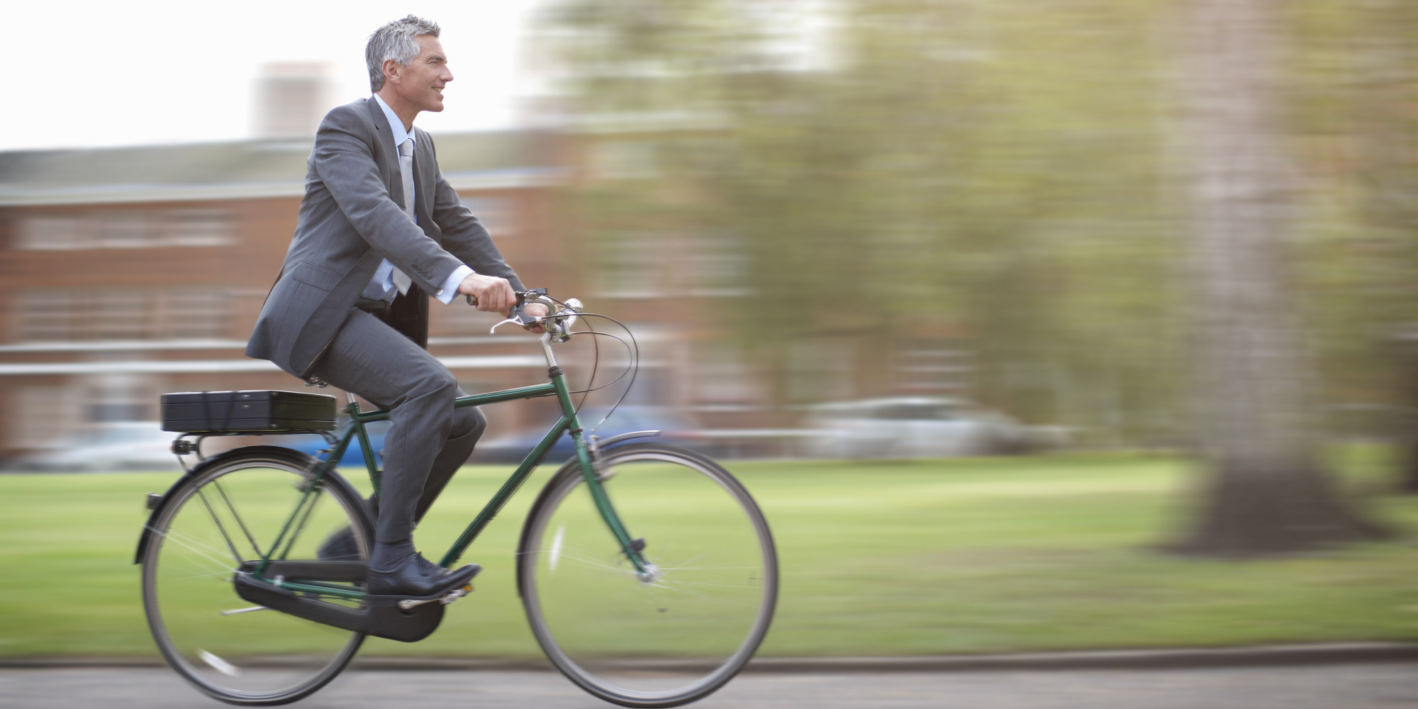 Cycling to work Reduces the Risk to Cancer