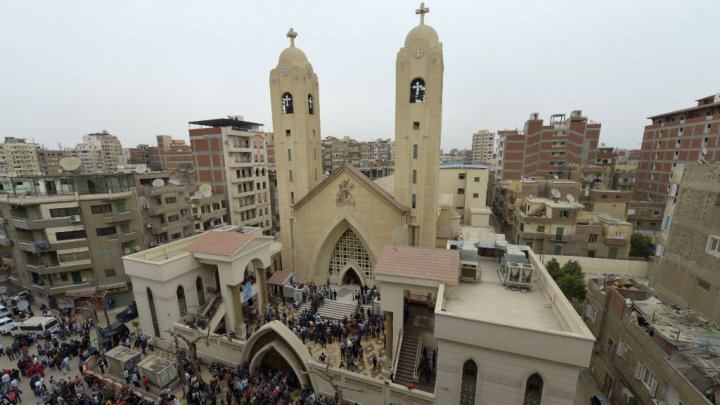 Egypt Church Attacks