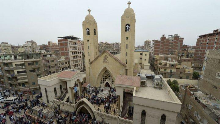 Egypt Church Attacks