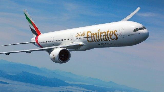 Emirates US flight Cancel