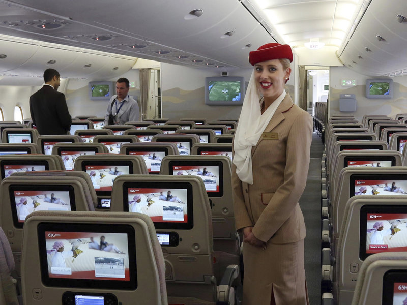 Emirates to cut US flights after Trump's travel restrictions