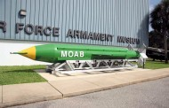 U.S. Drops 'Mother of All Bombs' on ISIS Target in Afghanistan