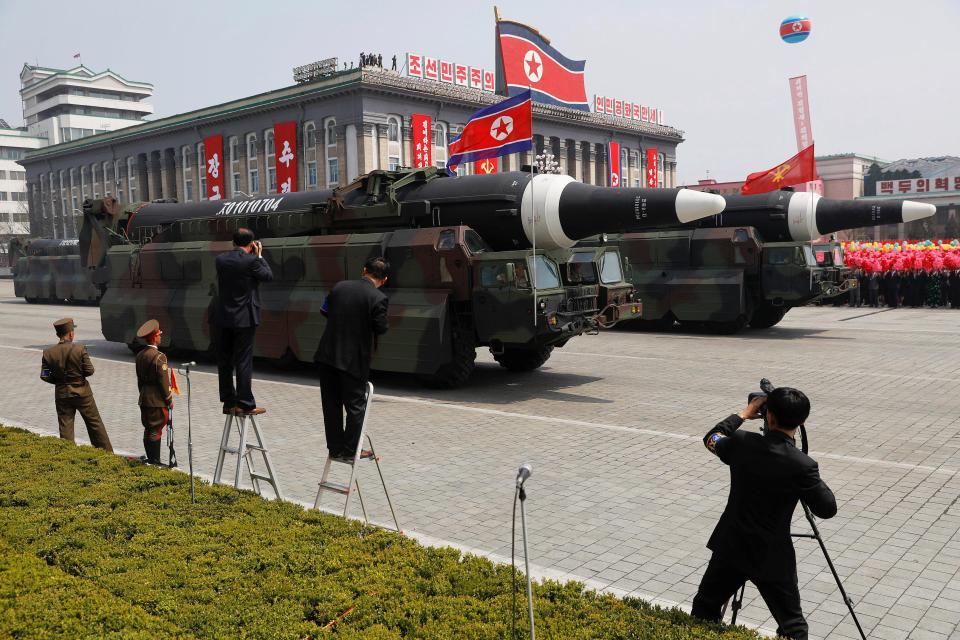 North Korea Nuclear War