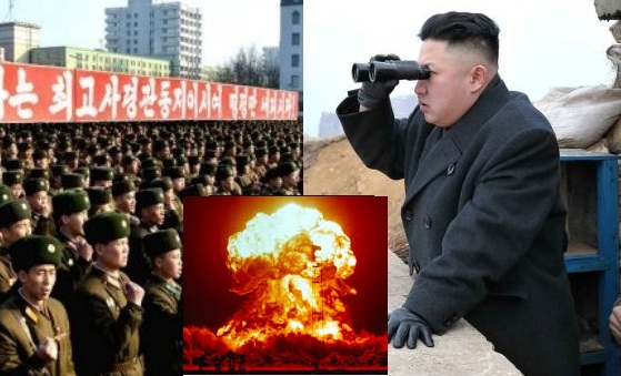 What would a North Korea Nuclear War Look Like? UN Envoy Warns of this possibilty