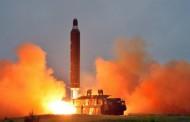 North Korea Test Fire of Ballistic Missile