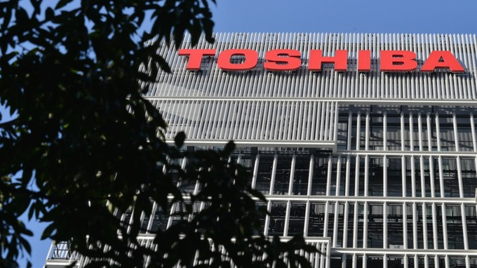 Troubled Toshiba