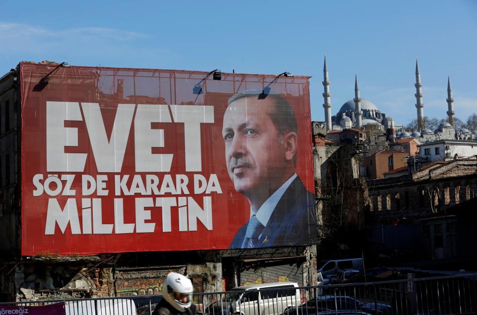 Turkish Referendum
