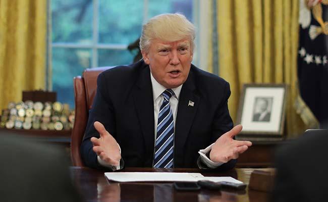 Trump Talks of a Major US Conflict with North Korea