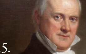 Why James Buchanan is considered one of America's worst presidents?