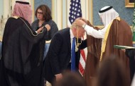 Trump in Saudi Arabia: US President meeting with Arab leaders ahead of major speech