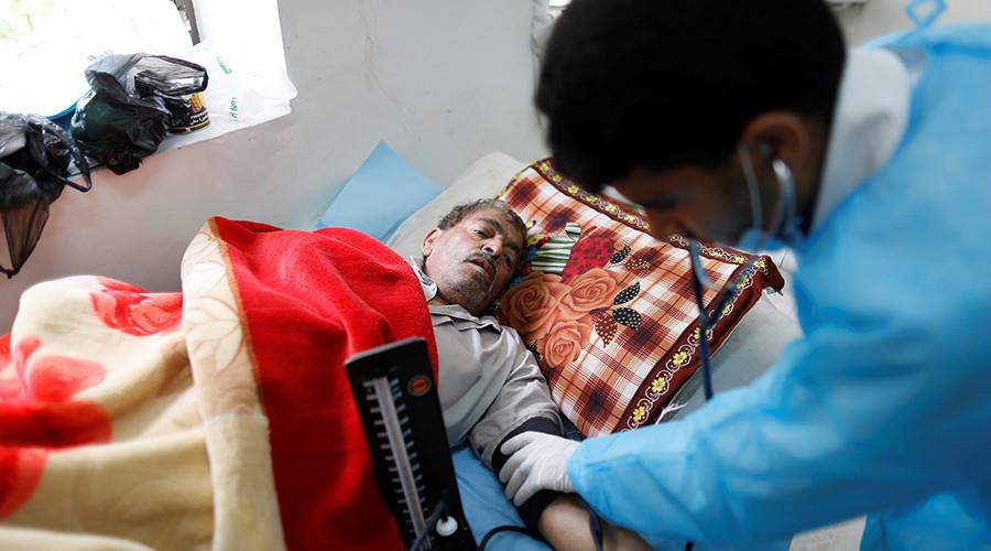 Fear of Worst Cholera Outbreak in Yemen
