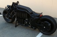Harley-Davidson's electric bike coming next fall