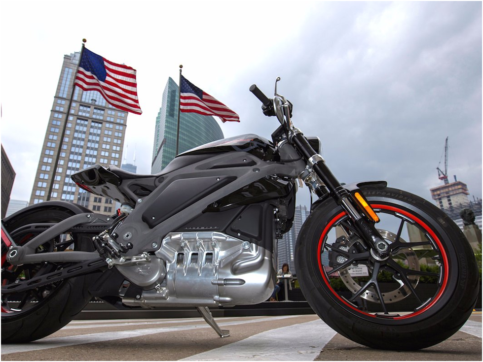 Harley-Davidson's electric bike