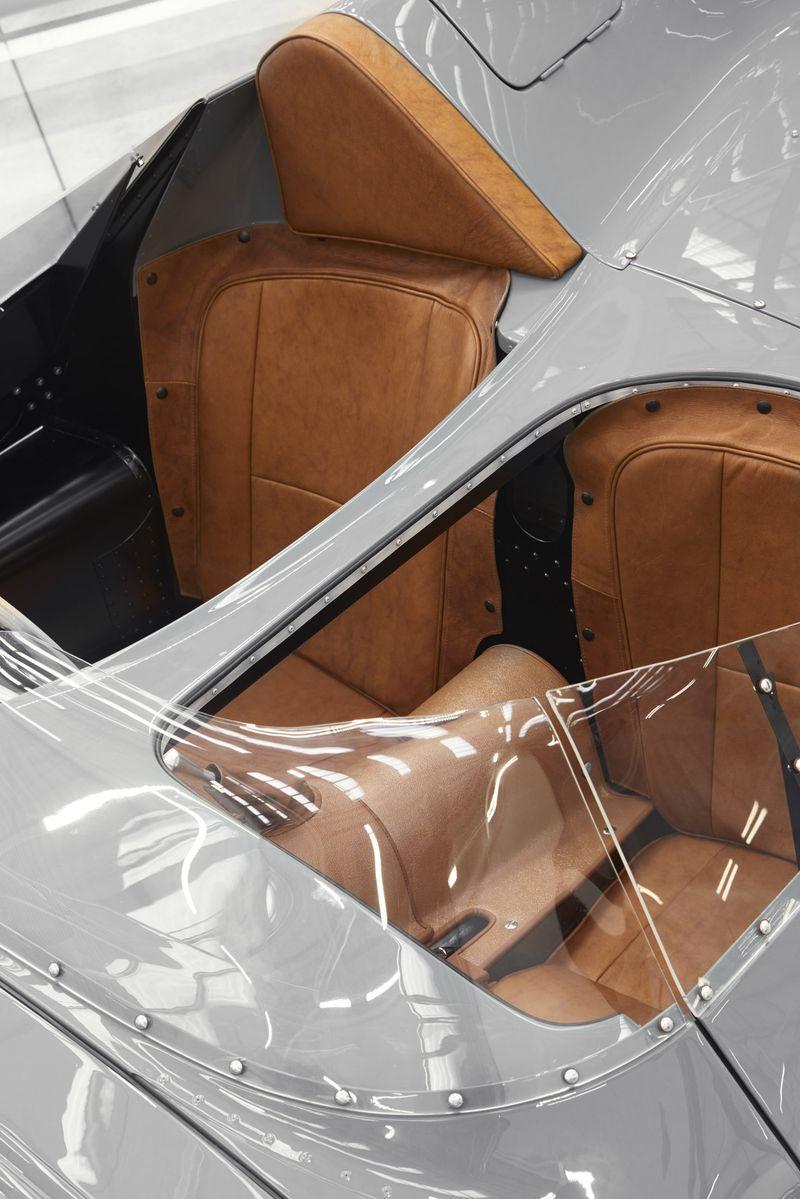 Jaguar's new D-Types 2