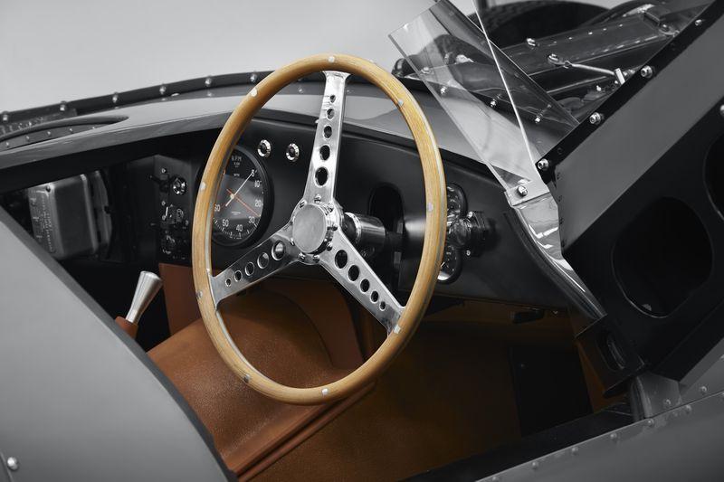 Jaguar's new D-Types