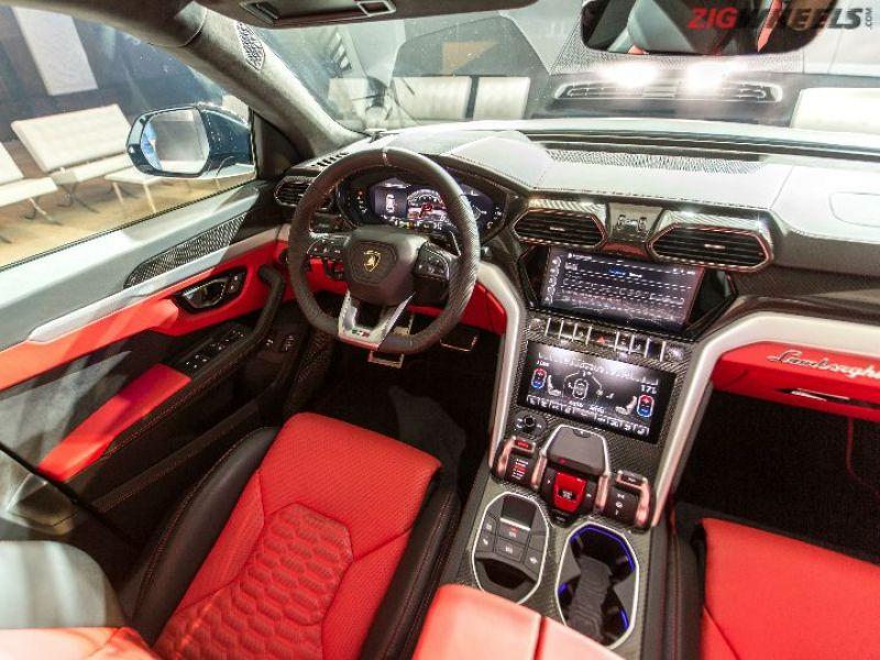 Lamborghini Urus Coming This Spring 2018 International