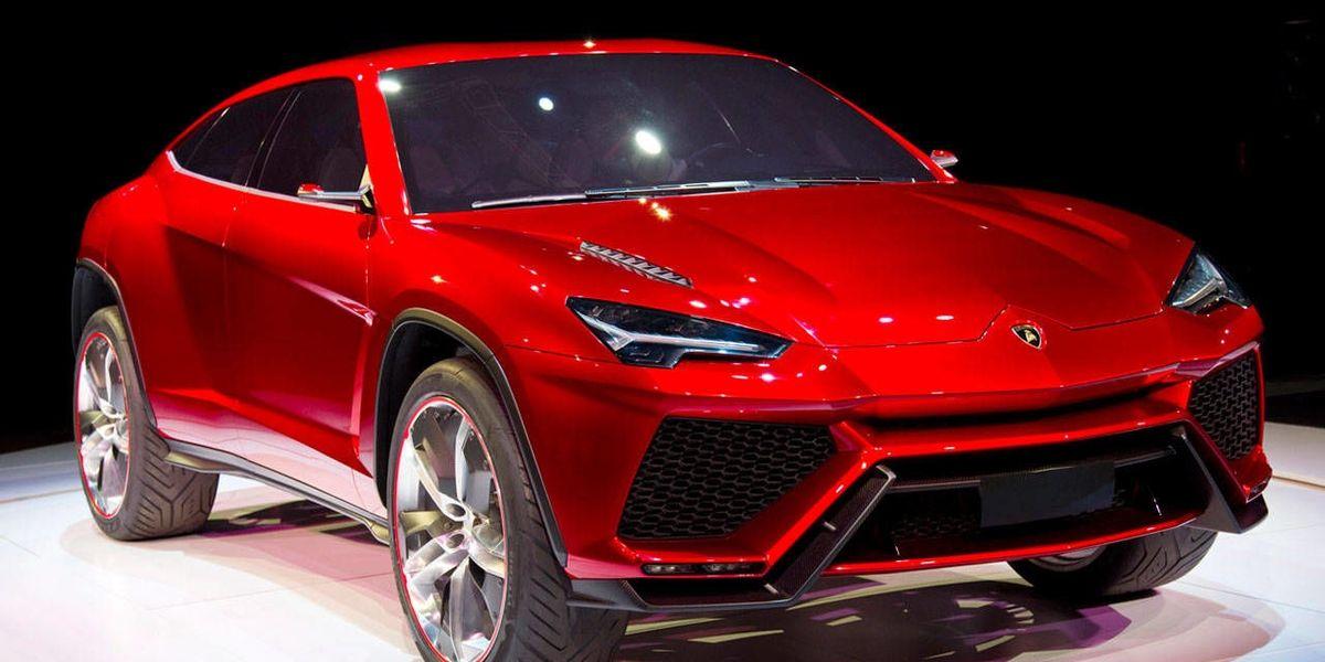Lamborghini Urus coming this spring (2018)