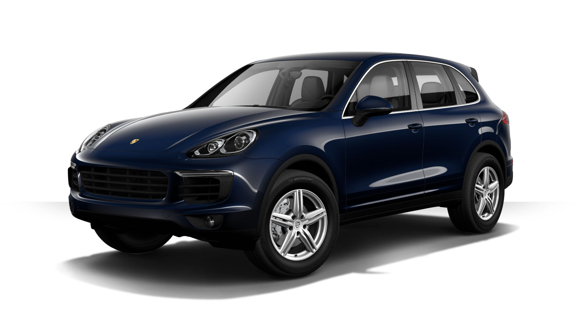 Porsche Cayenne 2018 coming this fall