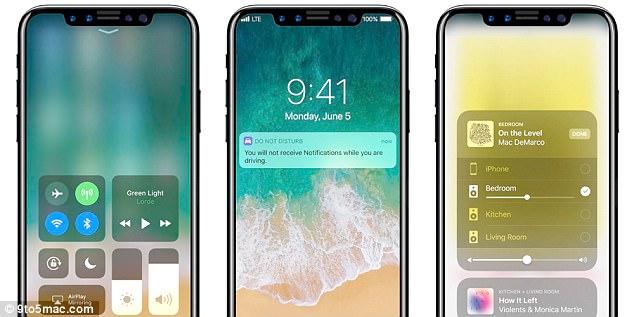 Apple's three new radical flagship phones