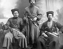 Origin of the Russian Cossacks