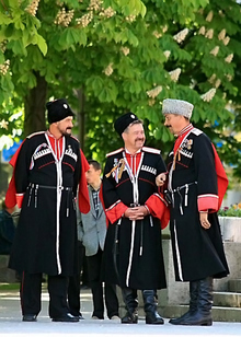 Russian Cossacks