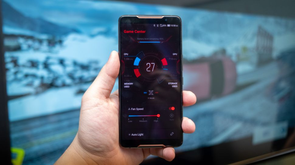 Leaked new ASUS ROG gaming phone could cost more than the iPhone X