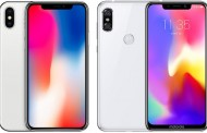Motorola new phone release blatantly copies iPhone X