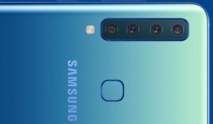 Samsung Galaxy A9 Has Four Cameras