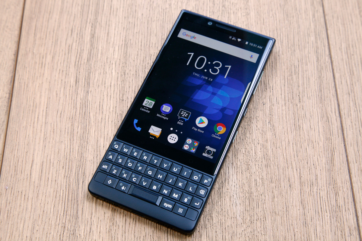 BlackBerry Key2 Review – Major Changes To The Design