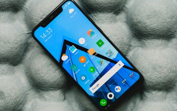 Xiaomi Pocophone F1 Released Featuring a Great Battery but There Is More to It