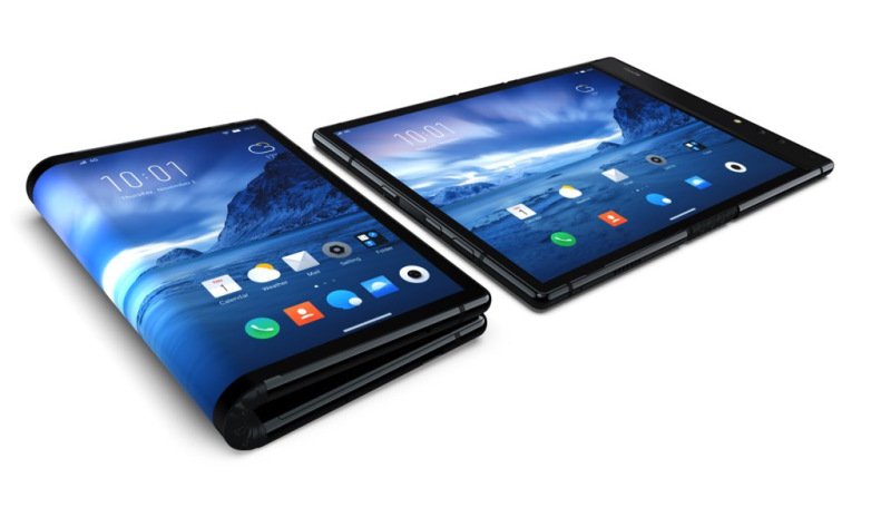 Foldable Galaxy F