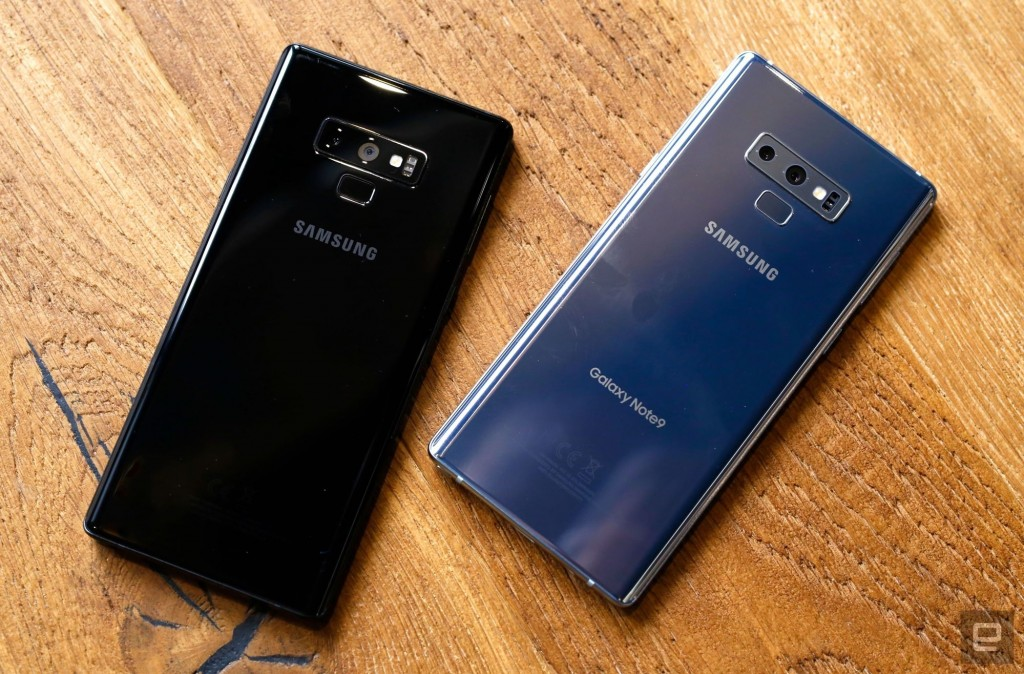 Galaxy Note 9 Updates