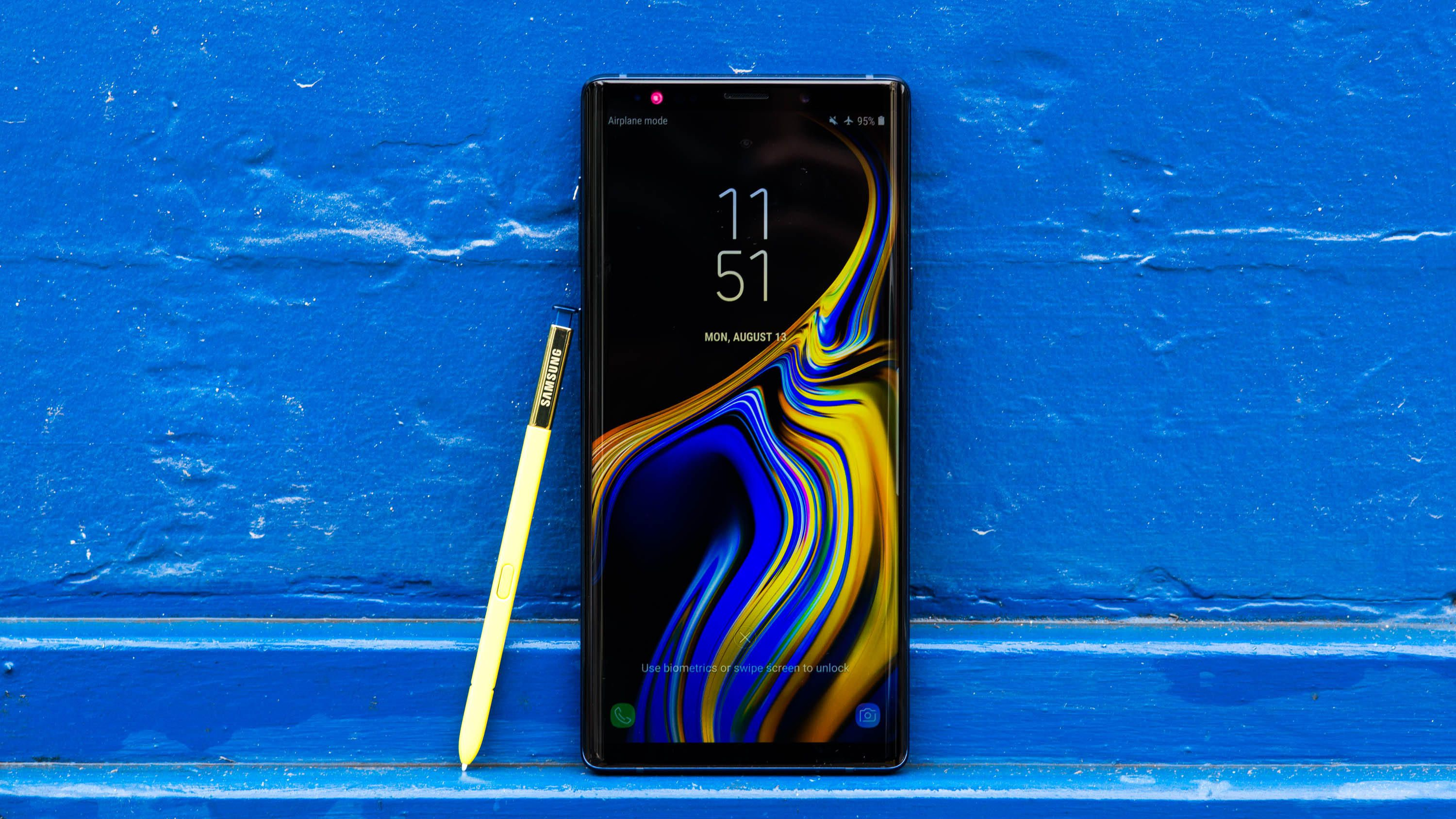 Galaxy Note 9 Updates Released After A Disappointing Sales