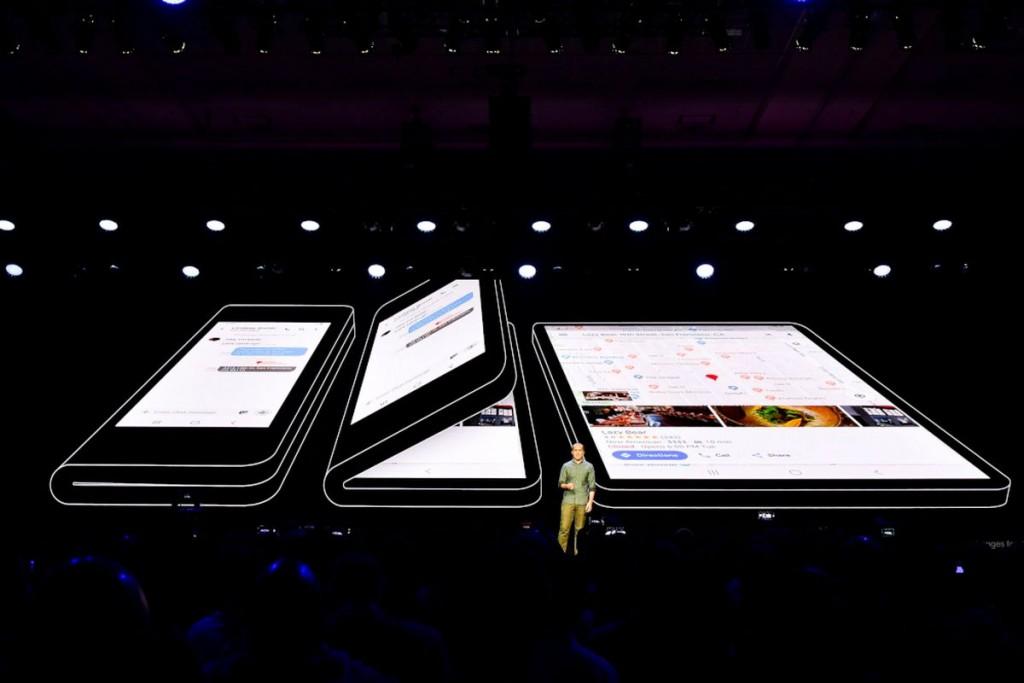 Google Foldable Smartphone
