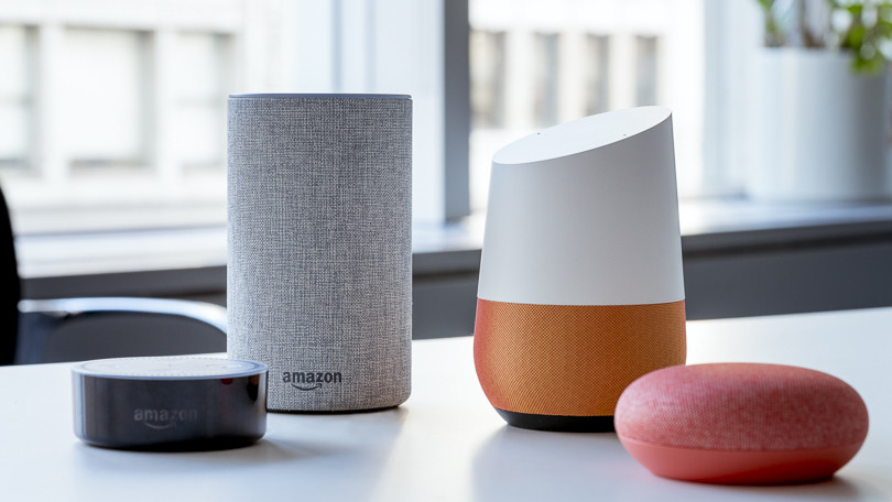Google, Amazon Beat Apple Siri in Launching Smart Home Devices ...