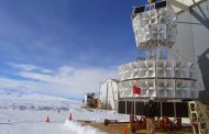 Inexplicable particles found in Antarctica