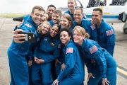 NASA's newest astronauts ready to set foot on the Moon again