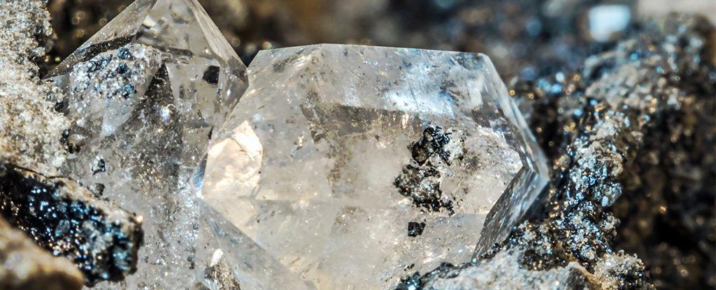 Super Deep Diamonds