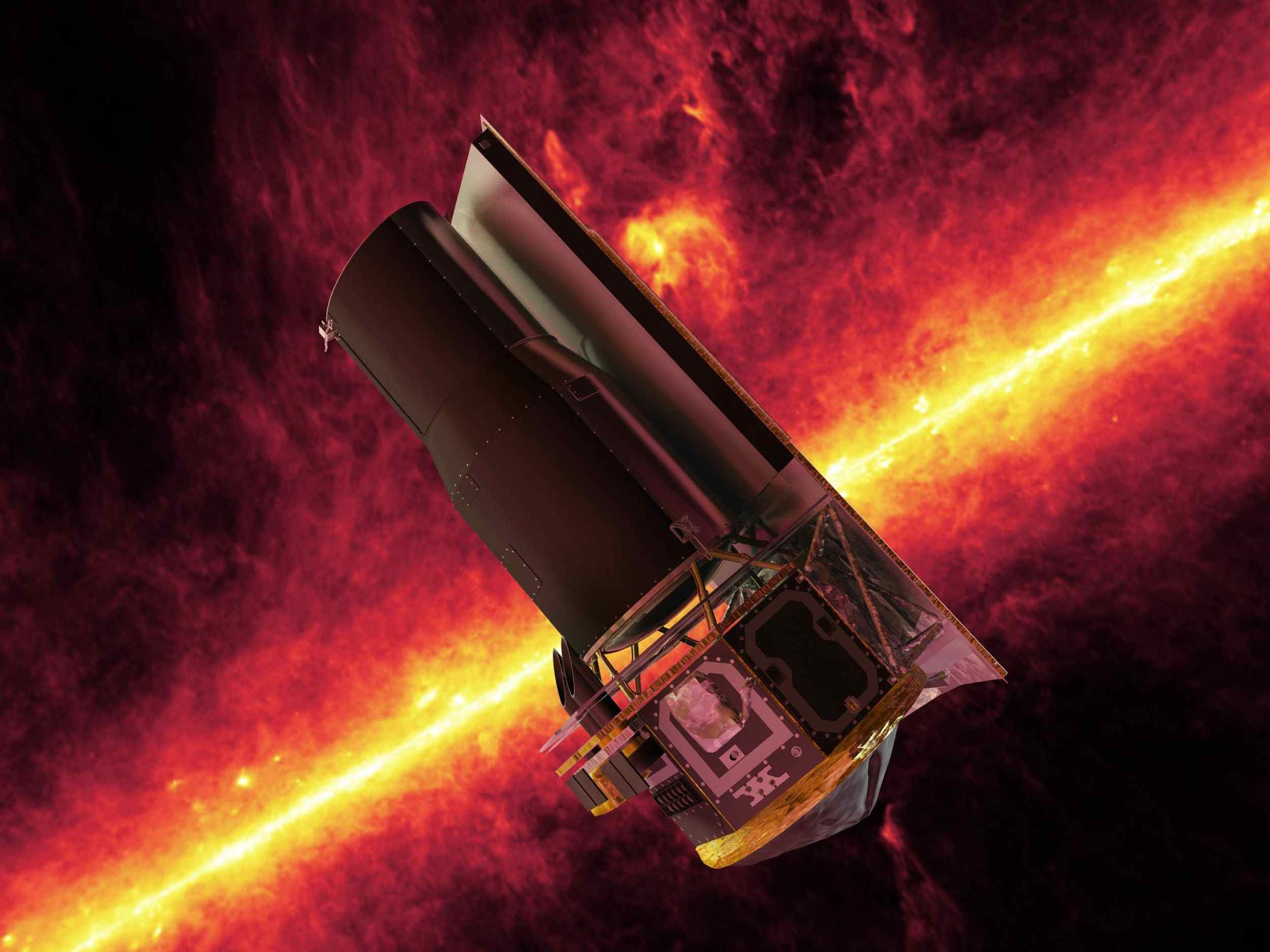 Saying Goodbye to the Spitzer Telescope