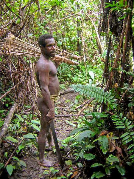 A look at the cannibalistic Caraway Tribe of West Papua